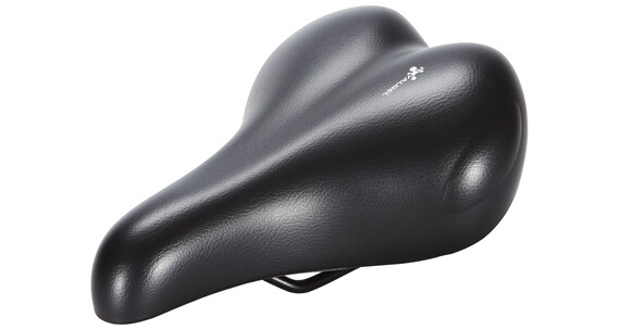Selle Royal Moody Spring Sattel Damen moderate schwarz